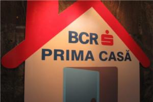 BCR acorda credite in lei in cadrul Programului Prima Casa cu o dobanda incepand de la ROBOR la 3 luni plus o marja de 2,30% pe an